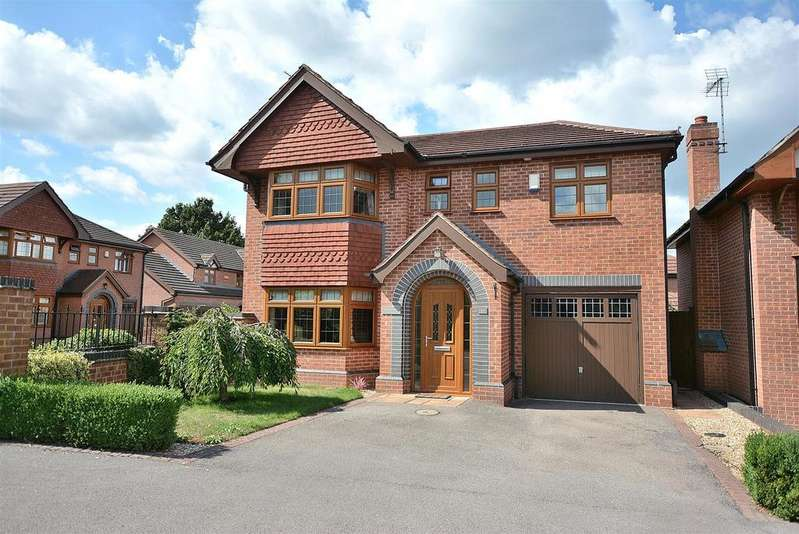 4 Bedrooms Detached House for sale in Occupation Lane, Edwinstowe