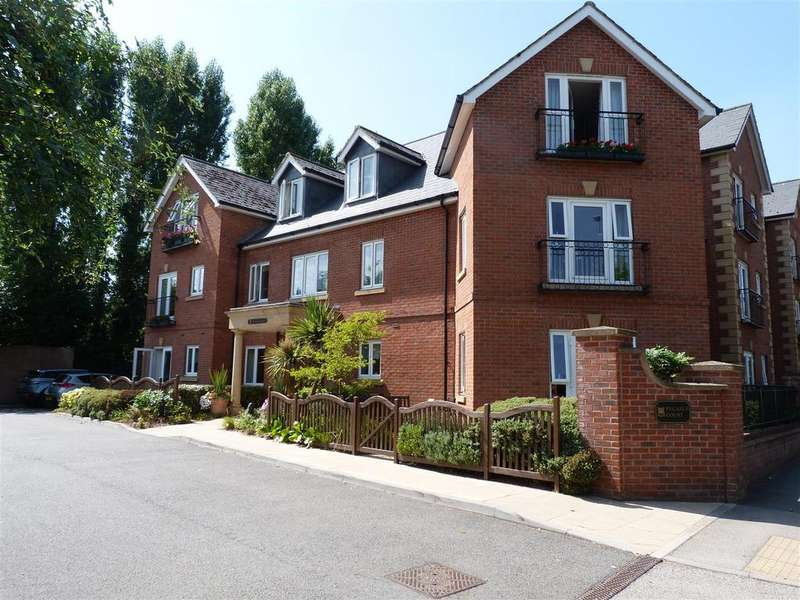2 Bedrooms Retirement Property for sale in Leicester Road, Market Harborough