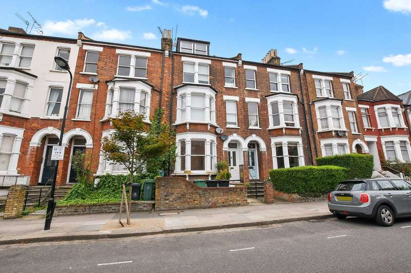 2 Bedrooms Flat for sale in Constantine Road, Hampstead, London, NW3