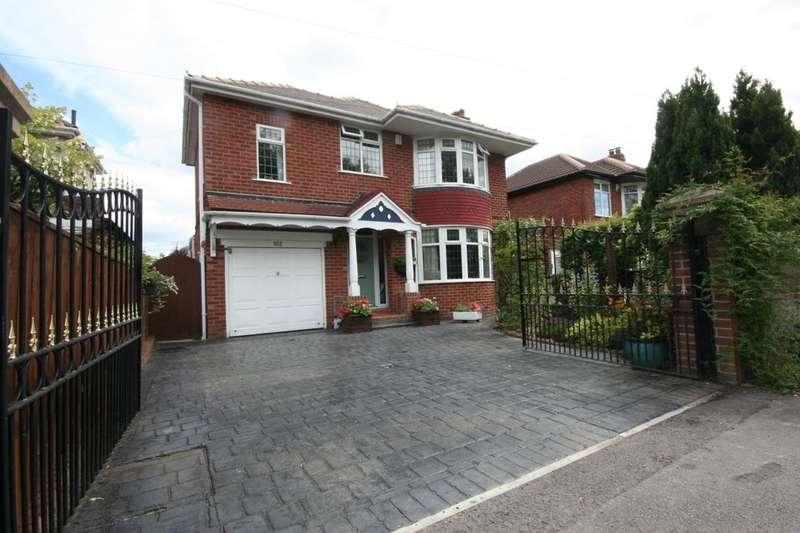 4 Bedrooms Detached House for sale in Oxbridge Avenue, Stockton-On-Tees, TS18