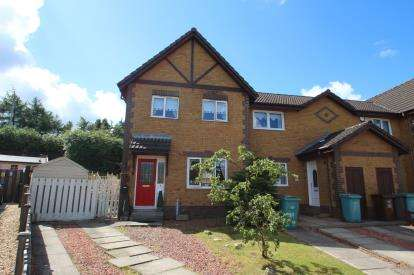 3 Bedrooms End Of Terrace House for sale in Campsie View, Kildrum