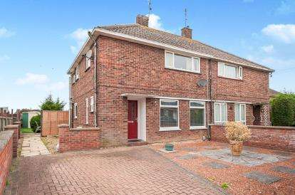 3 Bedrooms Semi Detached House for sale in The Crescent, Eye, Peterborough