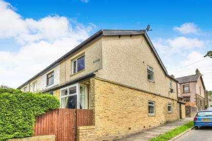 4 Bedrooms End Of Terrace House for sale in Landless Street, Brierfield, Nelson, Lancashire, BB9