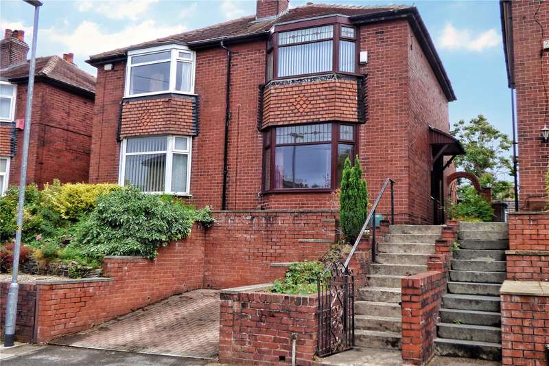 2 Bedrooms Semi Detached House for sale in Sandfield Road, Rochdale, Greater Manchester, OL16
