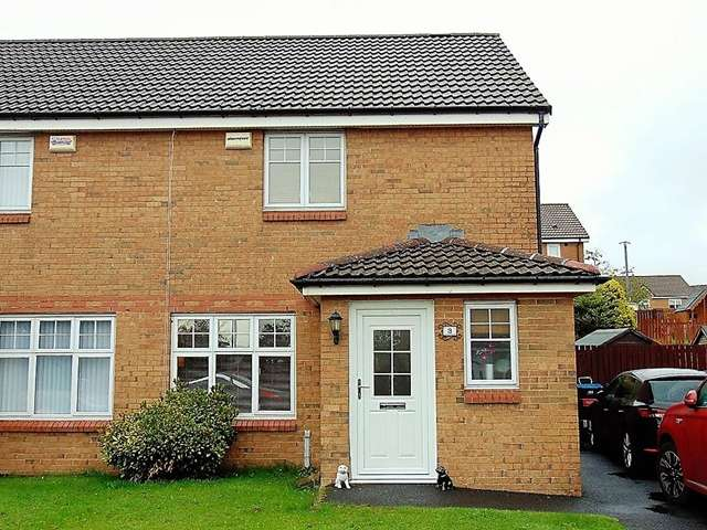 2 Bedrooms Semi Detached House for sale in 2 Bed, Semi-detached Home for sale, Kilmarnock