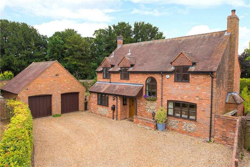 4 Bedrooms Detached House for sale in Aston Gardens, Aston Rowant, Watlington, Oxfordshire