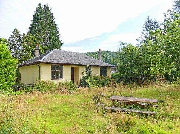 3 Bedrooms Detached Bungalow for sale in Little Dunkeld, Dunkeld PH8
