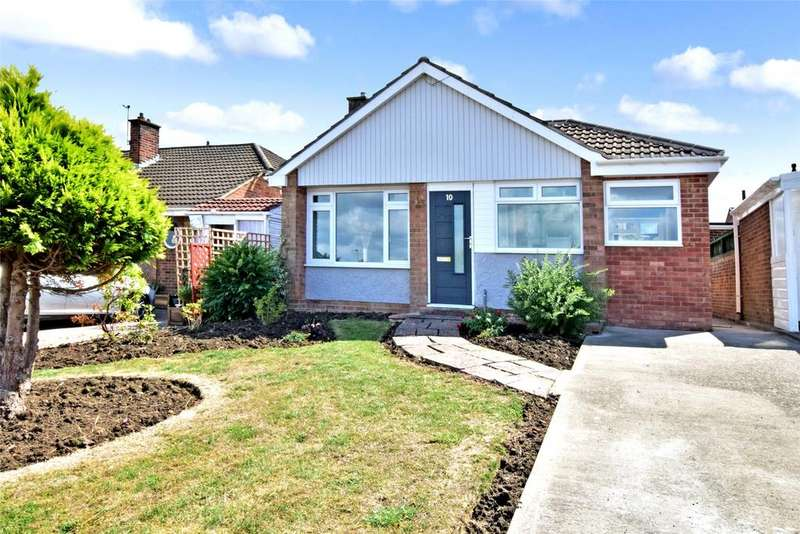 2 Bedrooms Detached Bungalow for sale in Paddock Close, Melton Mowbray, Leicestershire