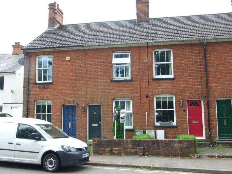 2 Bedrooms Terraced House for sale in Bedford Road, Aspley Guise MK17