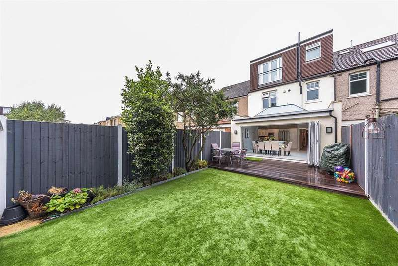 4 Bedrooms Terraced House for sale in Wimbledon Park Road, SW18