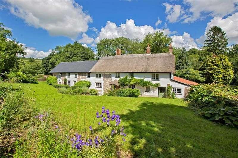 5 Bedrooms Detached House for sale in Lurley, Tiverton, Devon, EX16