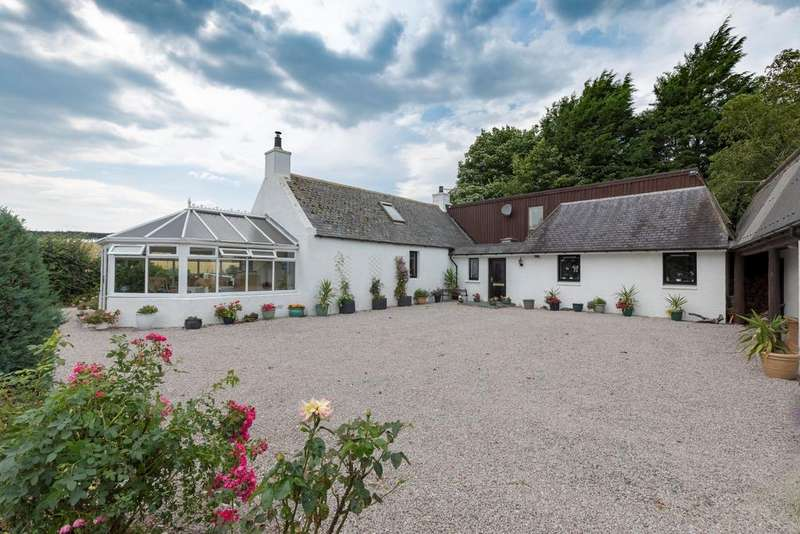 5 Bedrooms Detached House for sale in Fisherford ABERDEENSHIRE