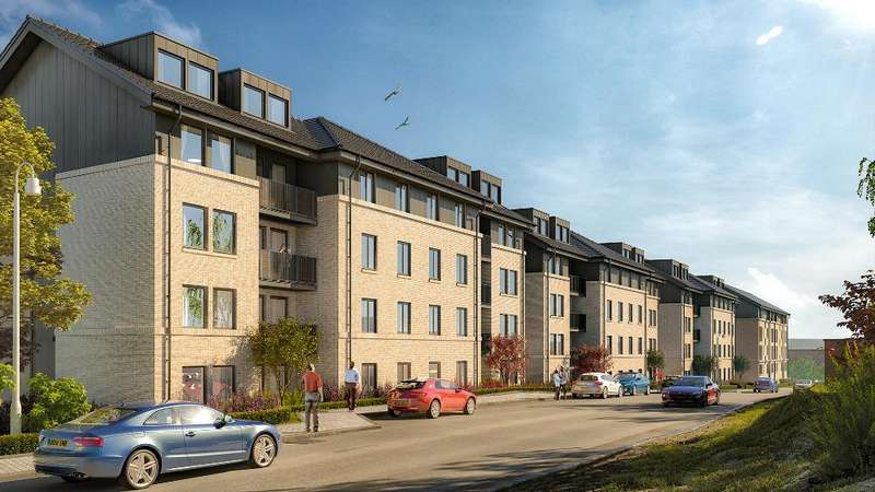 3 Bedrooms Flat for sale in Bishopbriggs Apartments, Bishopbriggs, East Dunbartonshire, G64 1QT