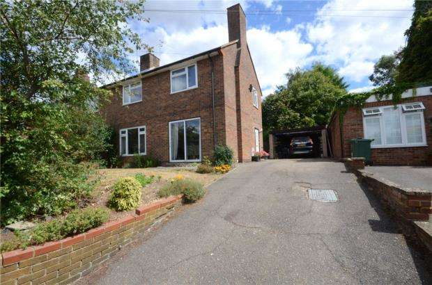 3 Bedrooms Semi Detached House for sale in Suffolk Road, Maidenhead, Berkshire