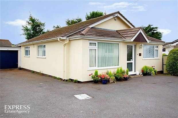 3 Bedrooms Detached Bungalow for sale in Davies Avenue, Paignton, Devon