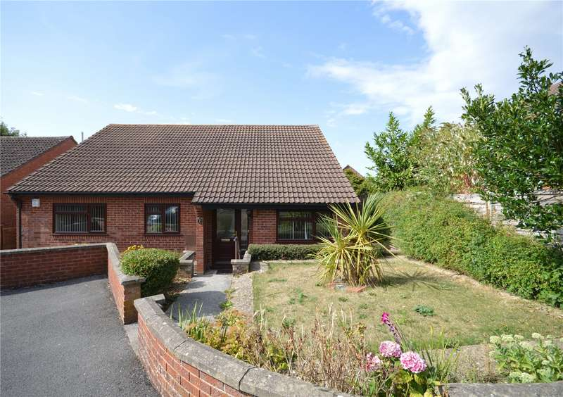 4 Bedrooms Detached Bungalow for sale in Court Gardens, Yeovil, Somerset, BA21