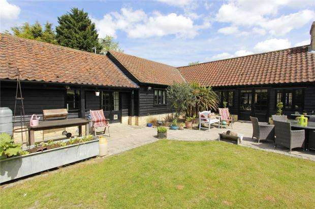 3 Bedrooms Detached Bungalow for sale in High Street, Balsham, Cambridgeshire