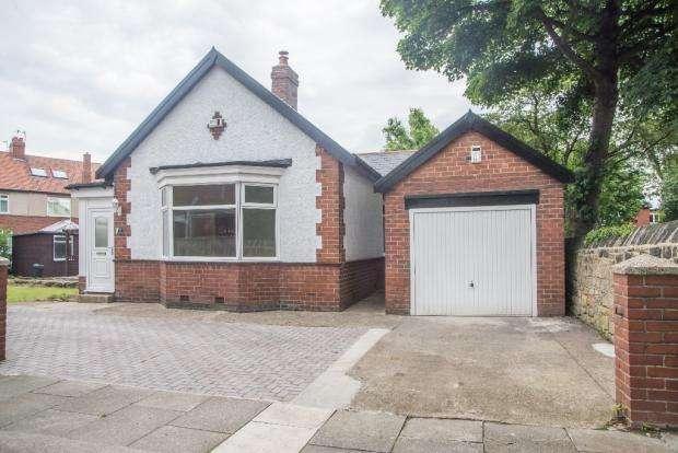 2 Bedrooms Detached Bungalow for sale in Ronald Gardens, Hebburn NE31