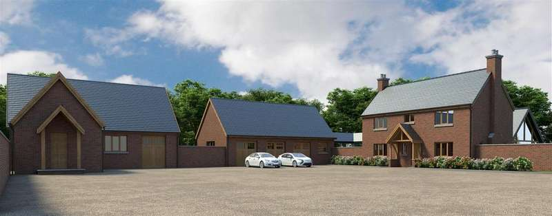 Plot Commercial for sale in Lingfield Farm, Nuneaton, Warwickshire, CV10