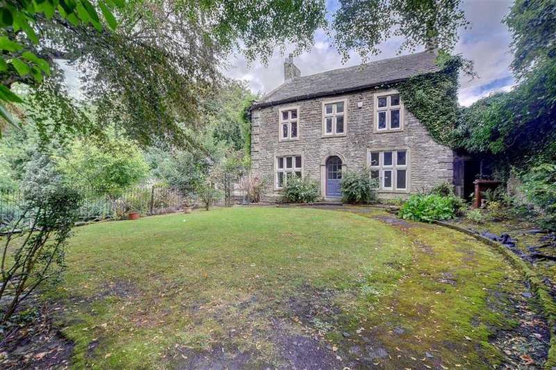 4 Bedrooms Detached House for sale in Edge End Lane, Nelson, Lancashire