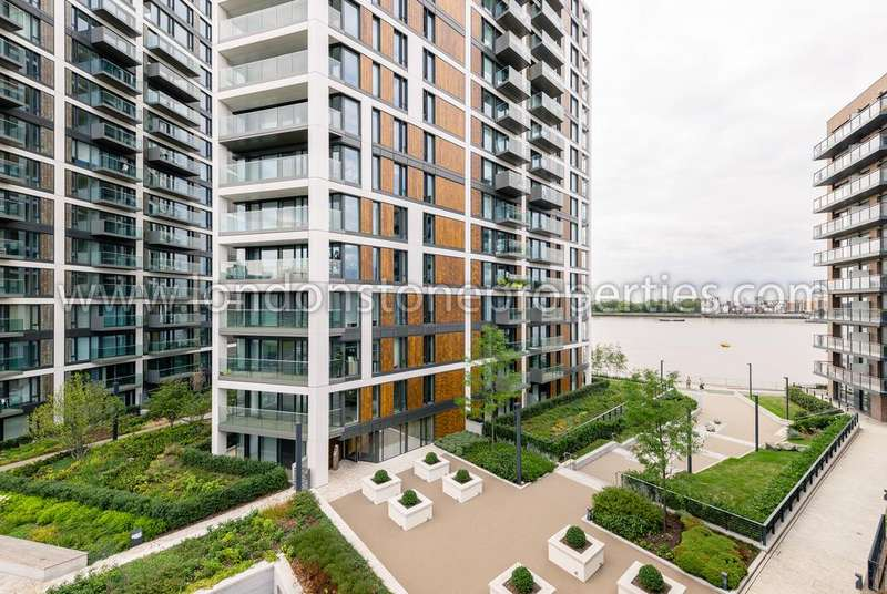 2 Bedrooms Flat for sale in Imperial Building , Royal Arsenal SE18