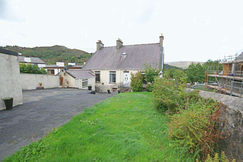 5 Bedrooms Terraced House for sale in Clwt Y Bont, Gwynedd