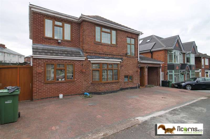 5 Bedrooms Detached House for sale in St Marks Road, Dudley