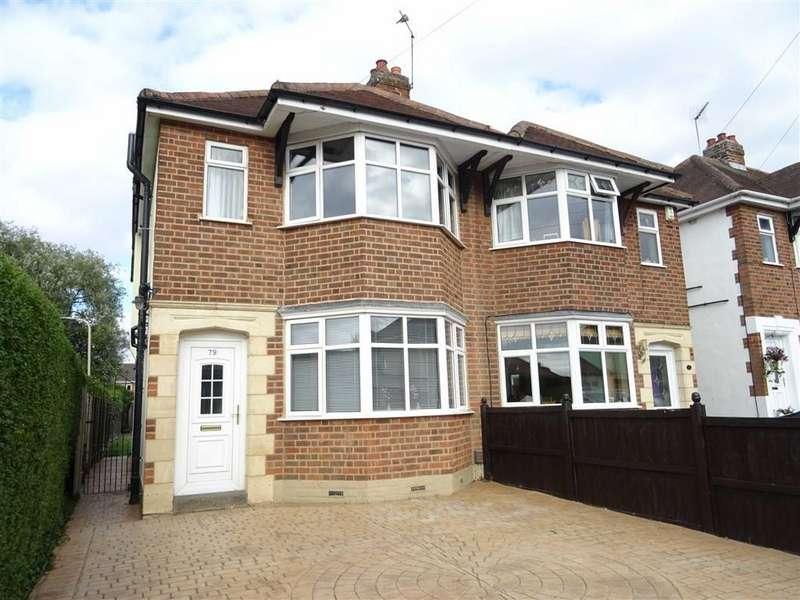 3 Bedrooms Semi Detached House for sale in Stanley Road, Hinckley