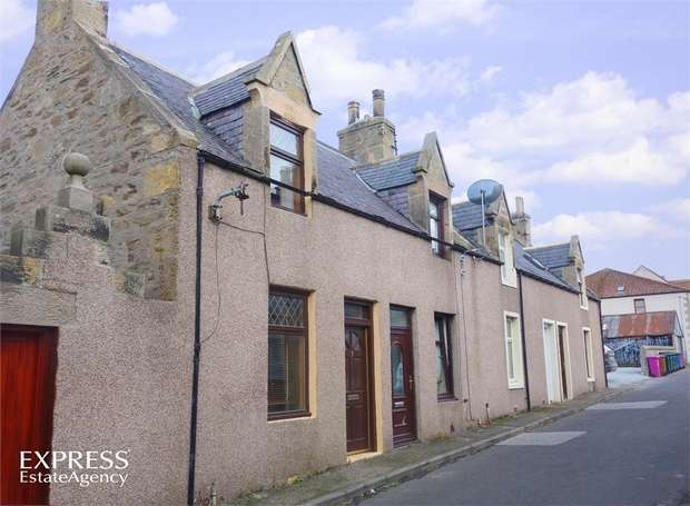 1 Bedroom Terraced House for sale in Garden Lane, Buckie, Moray