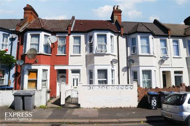 4 Bedrooms Terraced House for sale in Redfern Road, London