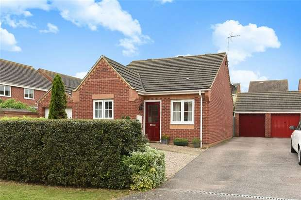 2 Bedrooms Detached Bungalow for sale in Shackleton Close, Shortstown