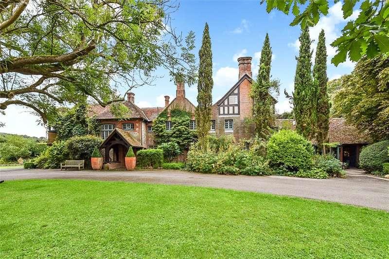 6 Bedrooms Detached House for sale in Madehurst Road, Madehurst, Arundel, West Sussex, BN18