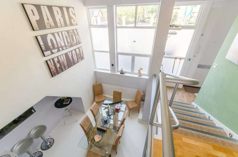 2 Bedrooms Flat for sale in Acton Lane, Chiswick, W4