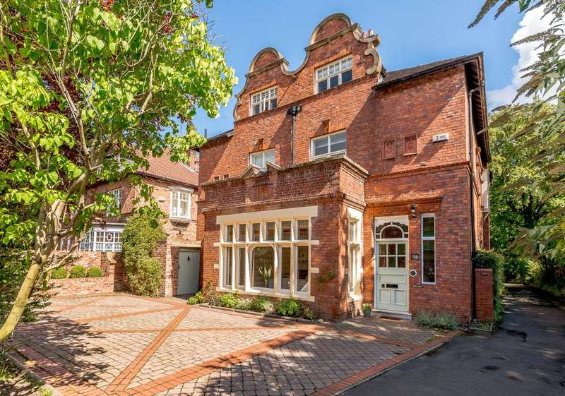 7 Bedrooms Detached House for sale in Tudor Lodge, Osborne Road, Jesmond, Newcastle Upon Tyne, Tyne And Wear