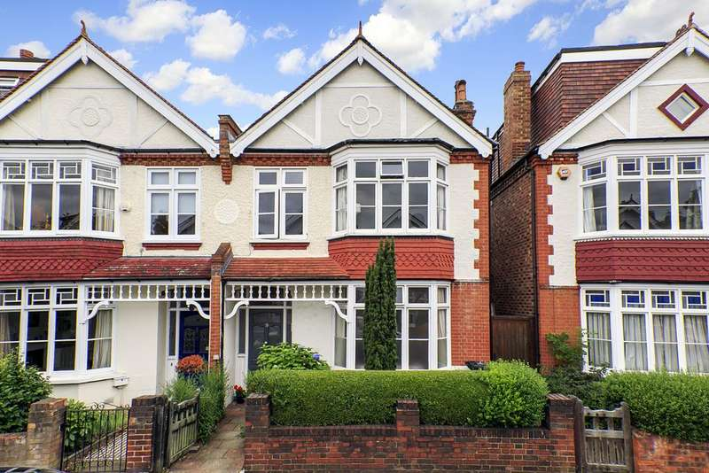 5 Bedrooms House for sale in St. Albans Avenue, London