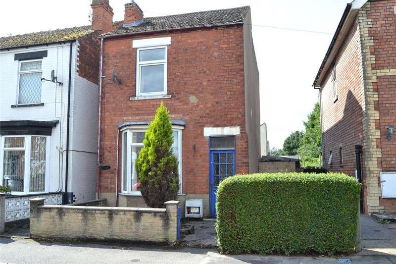 3 Bedrooms Detached House for sale in Grey Street, Gainsborough, Lincolnshire, DN21
