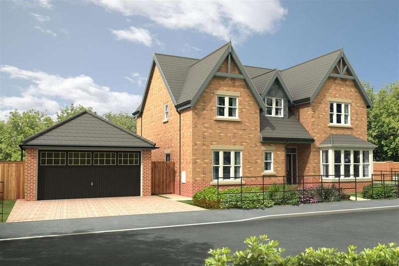 4 Bedrooms Detached House for sale in Medburn, Ponteland