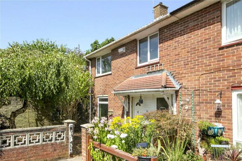 3 Bedrooms End Of Terrace House for sale in Scott Terrace, Bracknell, Berkshire, RG12