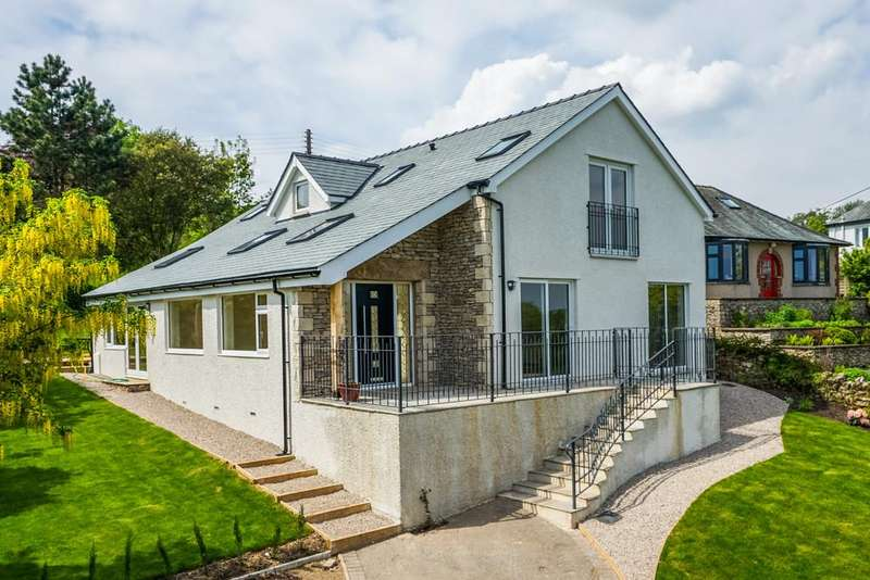 3 Bedrooms Detached Bungalow for sale in Morningside, Black Dyke Road, Arnside, Cumbria, LA5 0HL