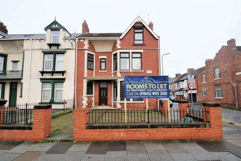 8 Bedrooms Terraced House for sale in Southfield Road, Middlesbrough