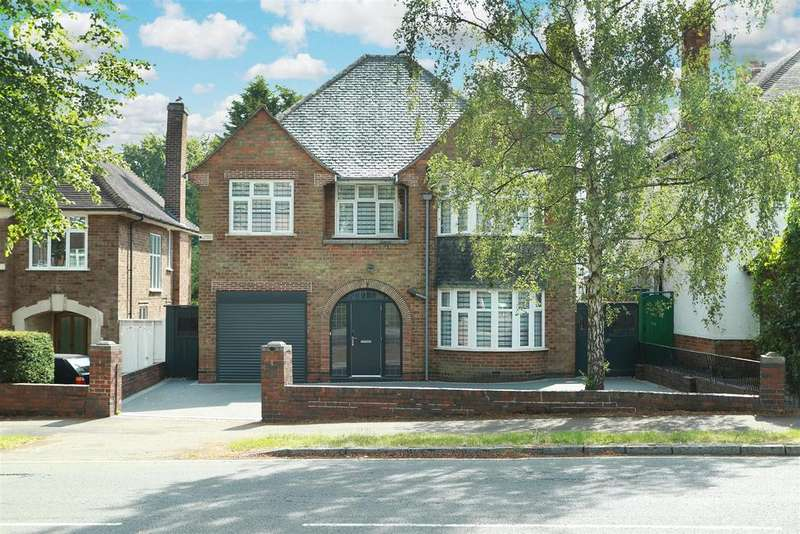 4 Bedrooms Detached House for sale in Stoughton Road, Stoneygate