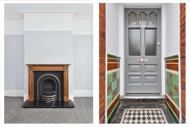 3 Bedrooms Terraced House for sale in Dunloe Avenue, London, N17
