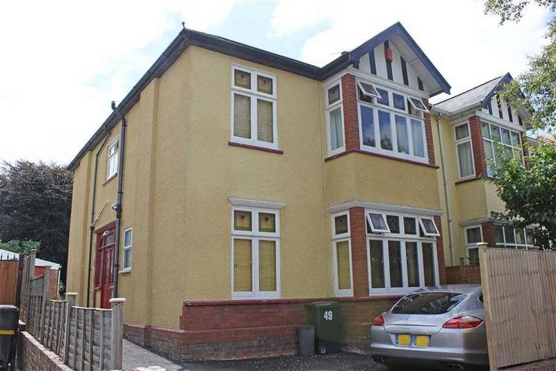 4 Bedrooms Semi Detached House for sale in Upper Cranbrook Road, Redland, Bristol