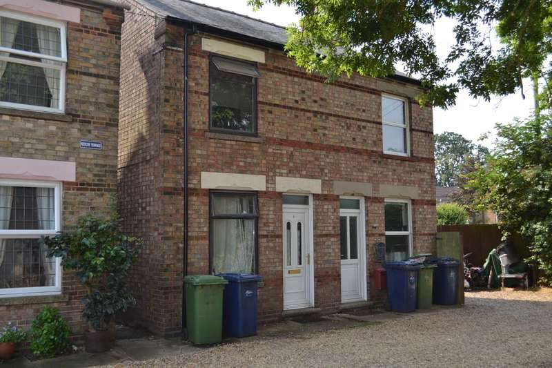 2 Bedrooms Semi Detached House for sale in Roscoe Terrace, Wisbech PE13