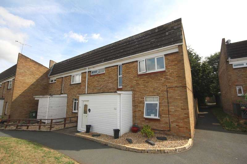 3 Bedrooms End Of Terrace House for sale in Winscombe, Bracknell