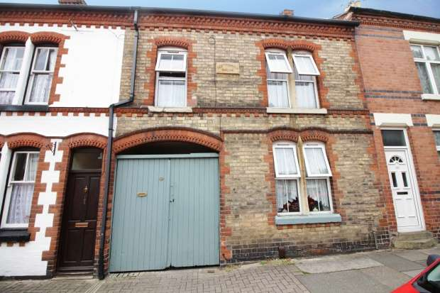 4 Bedrooms Terraced House for sale in Lorne Road, Leicester, Leicestershire, LE2 3AR