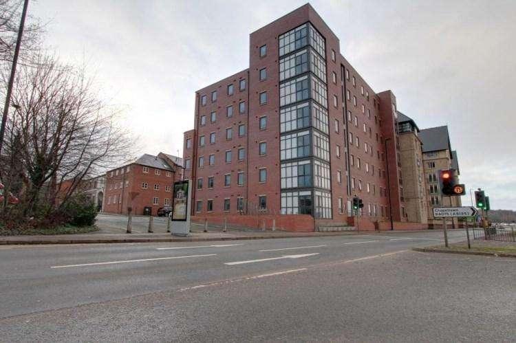 1 Bedroom Apartment Flat for sale in Cross Bedford Street, Sheffield, S6