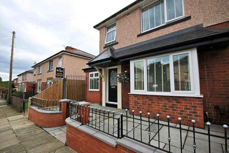 3 Bedrooms Semi Detached House for sale in Christopher Street, Ince, Wigan, WN3 4QY
