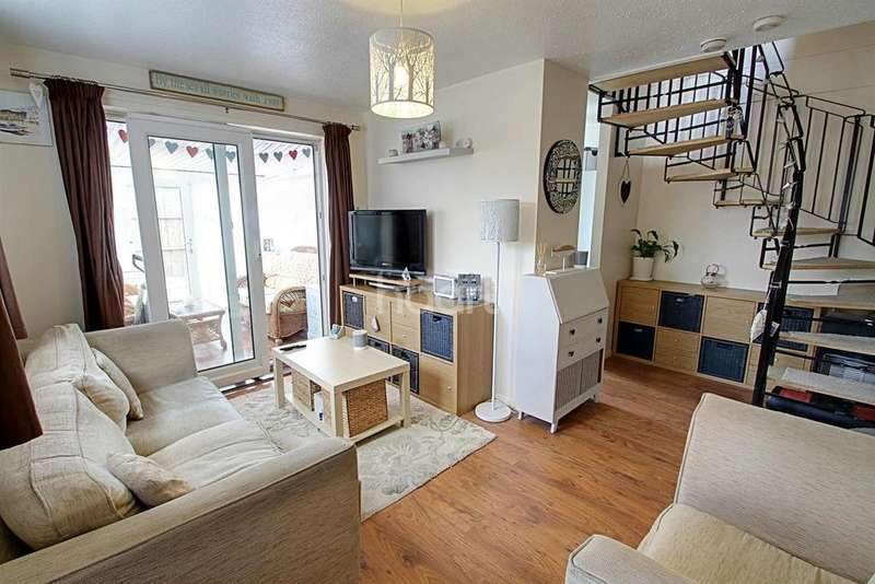 1 Bedroom End Of Terrace House for sale in Beaumont Lodge Road, Anstey Heights, Leicester