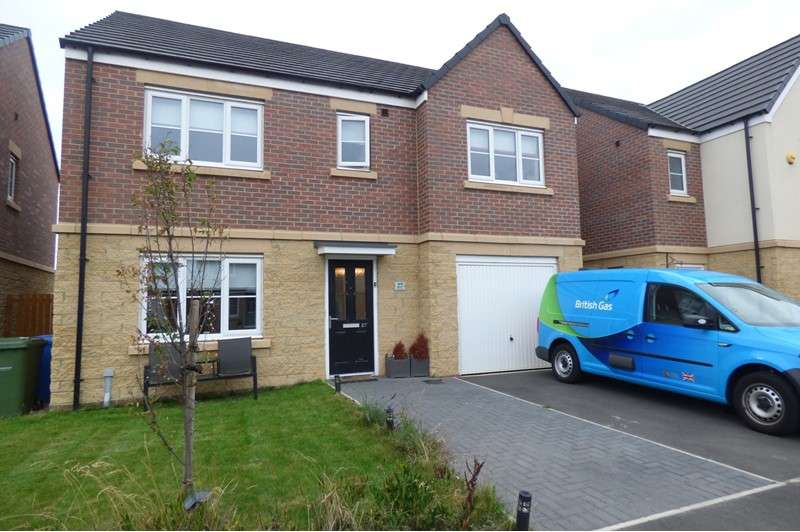 5 Bedrooms Property for sale in Wellesley Drive, South Shore, Blyth, Northumberland, NE24 3UZ